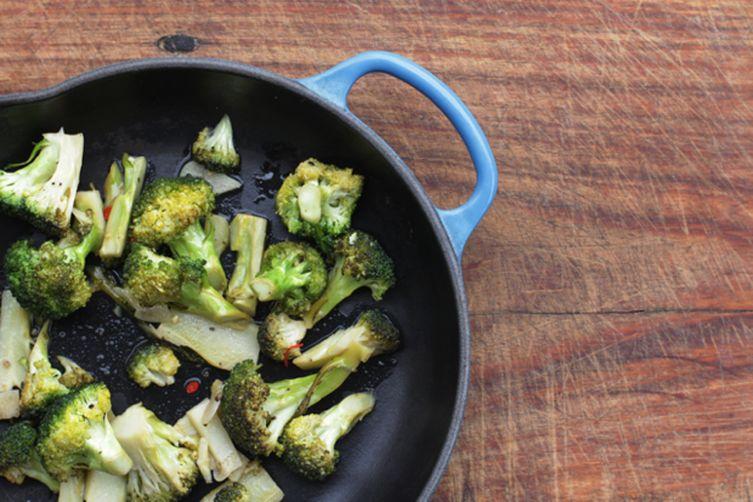 Broccoli Strascinati