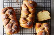 Finnish Cardamom-Coffee Bread (Nisu)