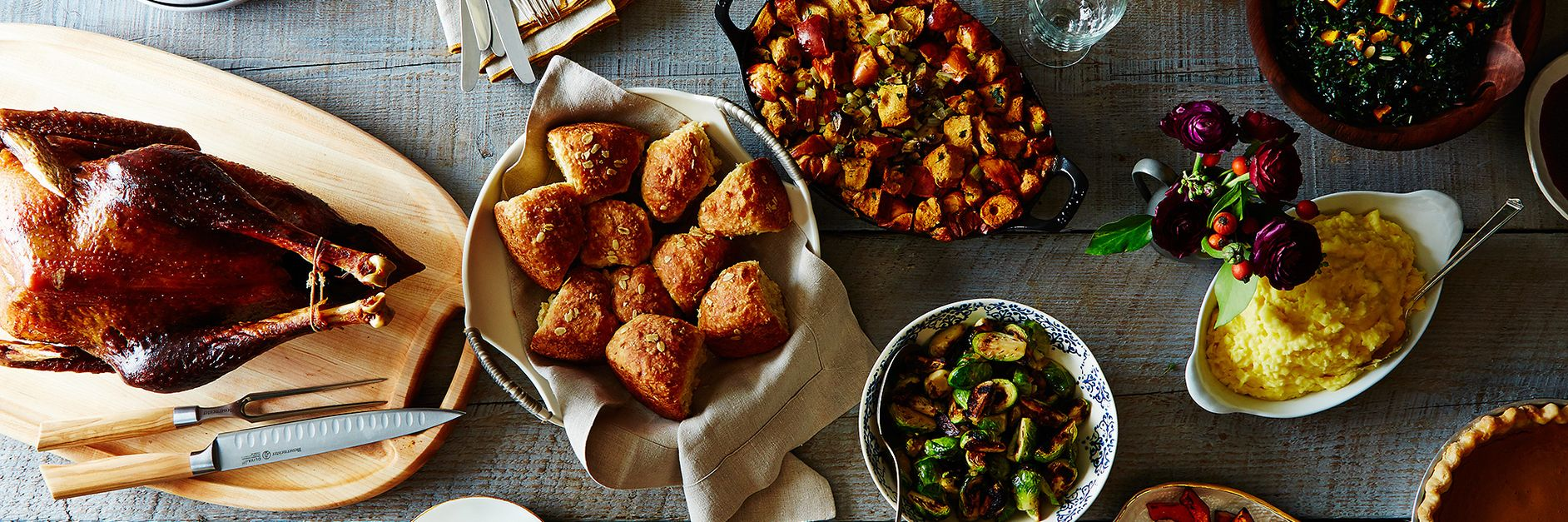 Best thanksgiving recipes menus and tips from food52 for Table 52 thanksgiving