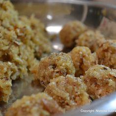 Ganesha's favorite food: Modaks (Sweet version)