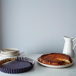 Riess Round Enamel Torte Pan