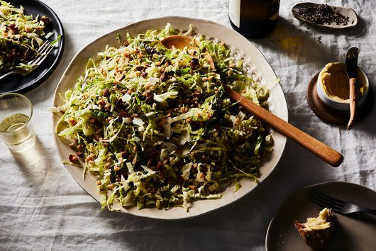 Deb Perelman's Winter Slaw with Farro