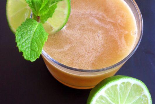 Spicy Masala Mango Cocktail