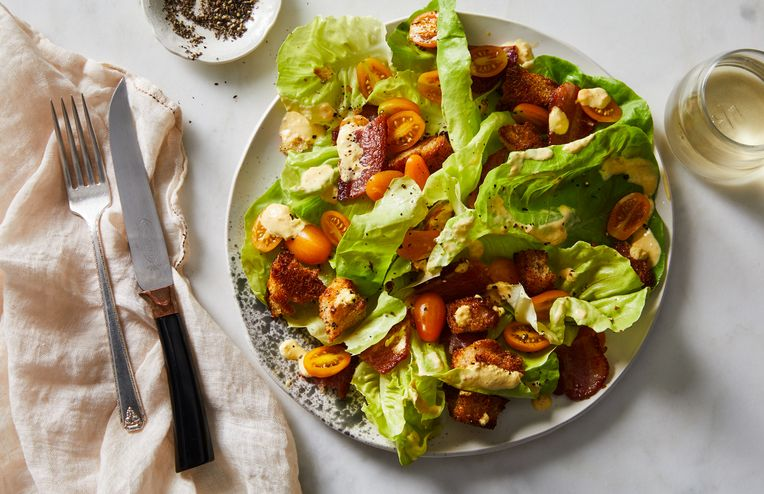 This BLT Salad Is Even Better Than the Sandwich