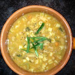 Souperman Soup