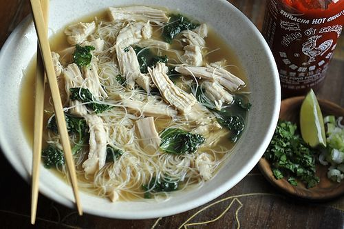Turkey Pho on Food52