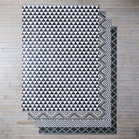 Flat Woven Vinyl Mats