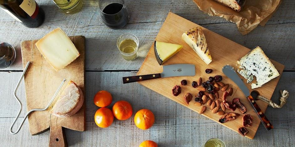 Wine and Cheese on Food52