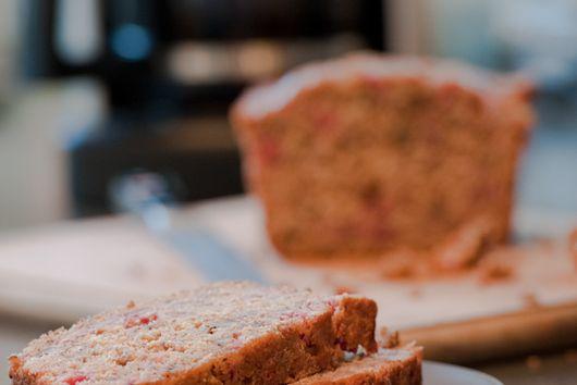 Cranberry-Oat Pecan Bread