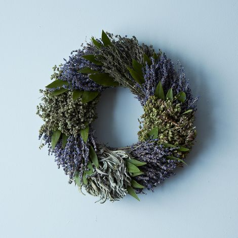 Dried French Herb Wreath