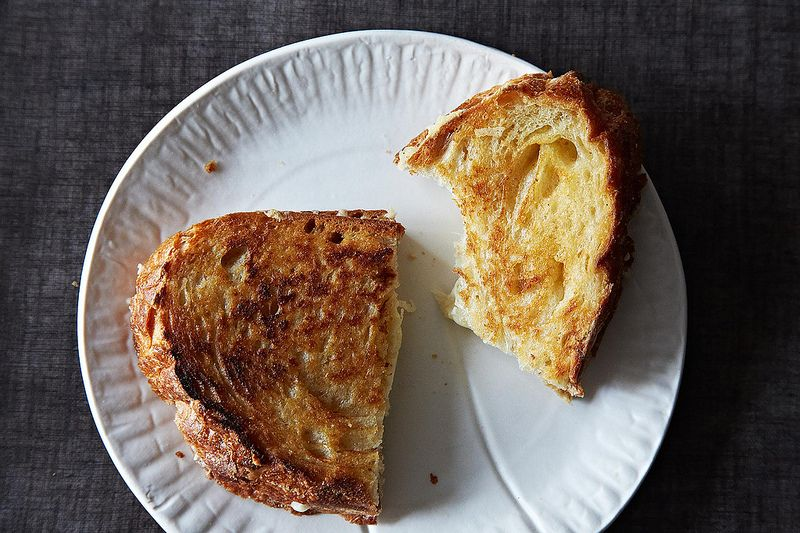 Perfect Grilled Cheese on Food52