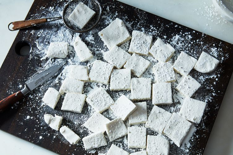 Yogurt Marshmallows