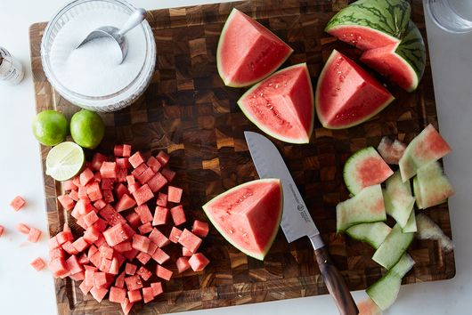 Have You Ever Seasoned Your Watermelon with This?