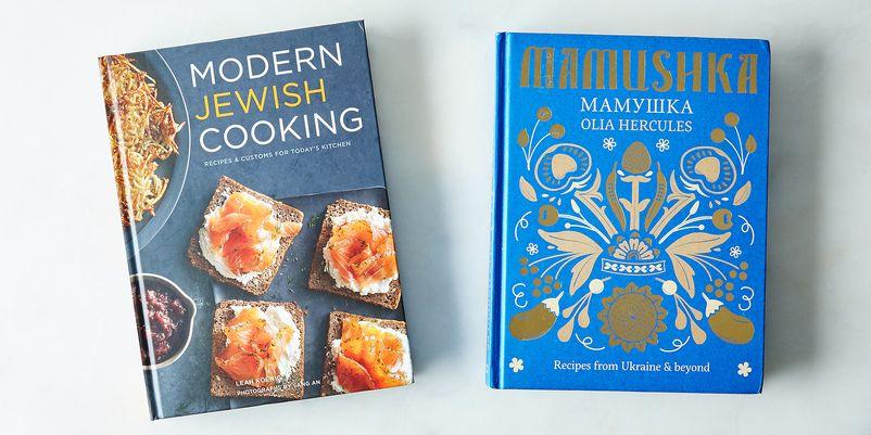 Modern Jewish Cooking vs. Mamushka