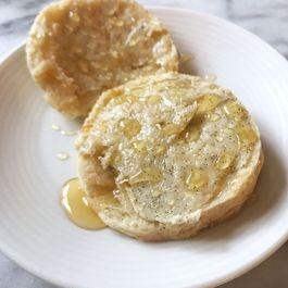 Baking Powder Biscuits and Vanilla Bean Rum Butter