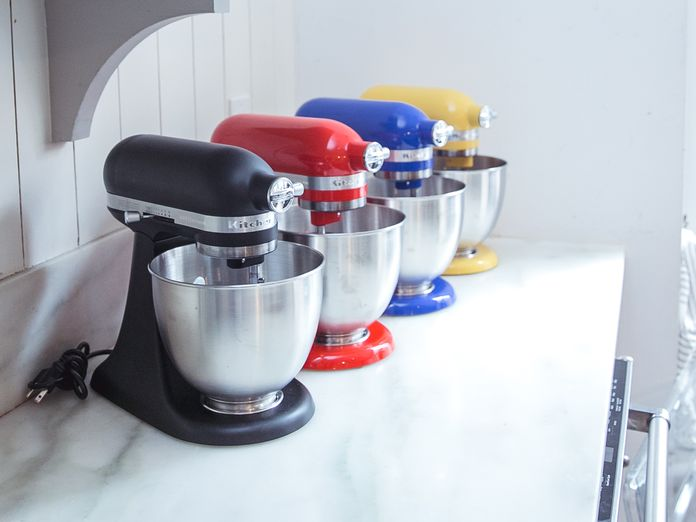 KitchenAid's Newest Mixer Color Takes the Cake