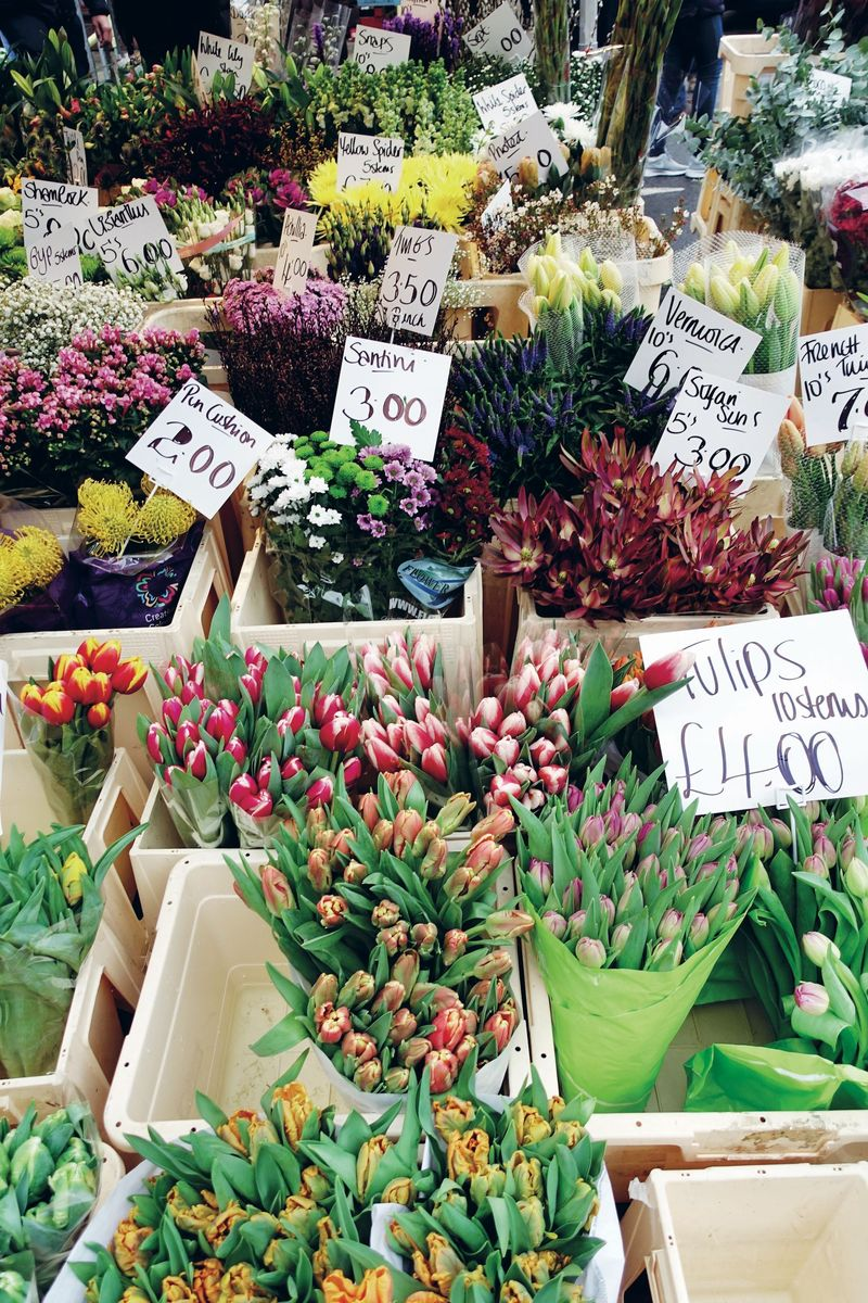 01bcc9b8 3136 47b6 a6c4 3340af2a6557  Market FlowerTulips The London Shopping Experience Thatll Have You Feeling Like a Local