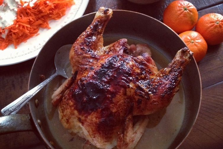 The Only Roast Chicken Recipe You'll Ever Need