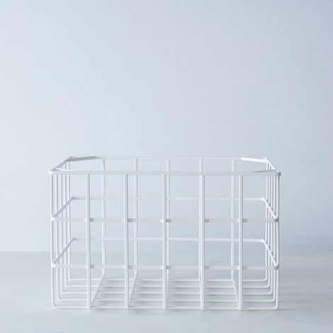 Stackable Steel Basket