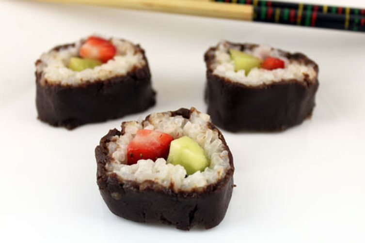 Dessert sushi recipe on food52 dessert sushi forumfinder Images