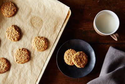 33b10f83 78e8 478f a224 5eb24feabdf4  2015 0414 honey almond sesame cookies 012