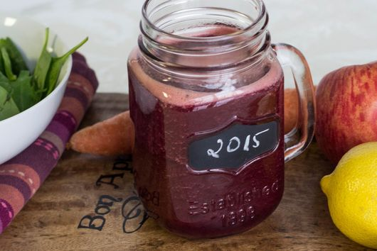Beetroot and Carrot Super-Drink