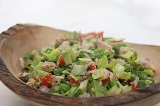Tuna Salad Updated