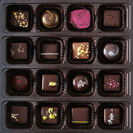 Chocolate Lover's Gift Box (16 Pieces)