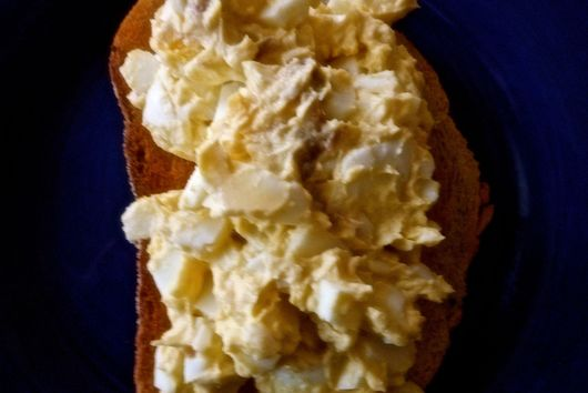 Egg Butter with a Twist