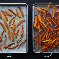 Can You Really Bake When a Recipe Tells You to Fry?