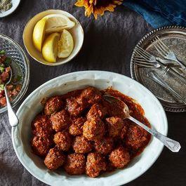 Aca50207 a8fe 4ff9 bbd3 d0f7b916b758  2016 beef meatball kofte with tomato cucumber shirazi salad james ransom 257