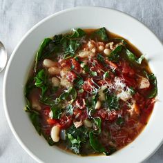 Italian-Texan White Bean Stew