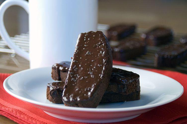 Chocolate Alderwood Sea Salt Bizcocho