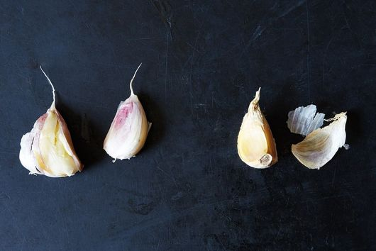 Finally, Here's Some Good News About Garlic Breath