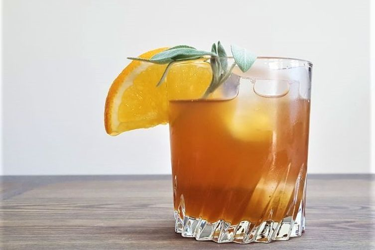 Honey Bear Bourbon Cocktail