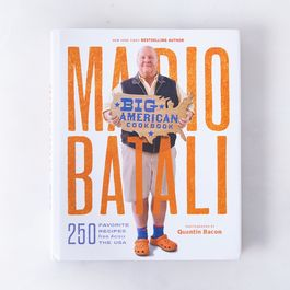 Mario Batali's Big American Cookbook: 250 Favorite Recipes from Across the USA, Signed Copy