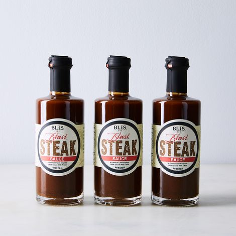 BLiS Barrel-Aged Steak Sauce (3-Pack)
