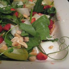 Spring Strawberry Salad
