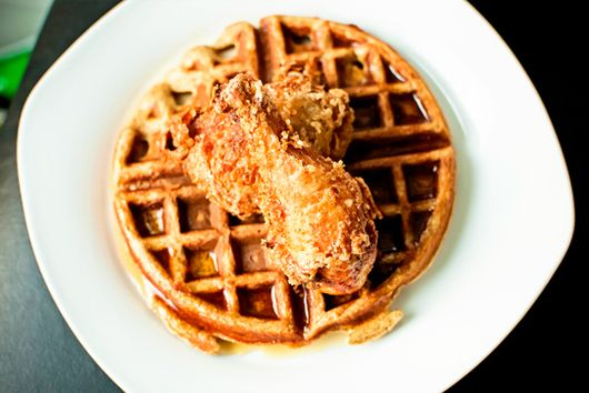 Fried Chicken & Waffles