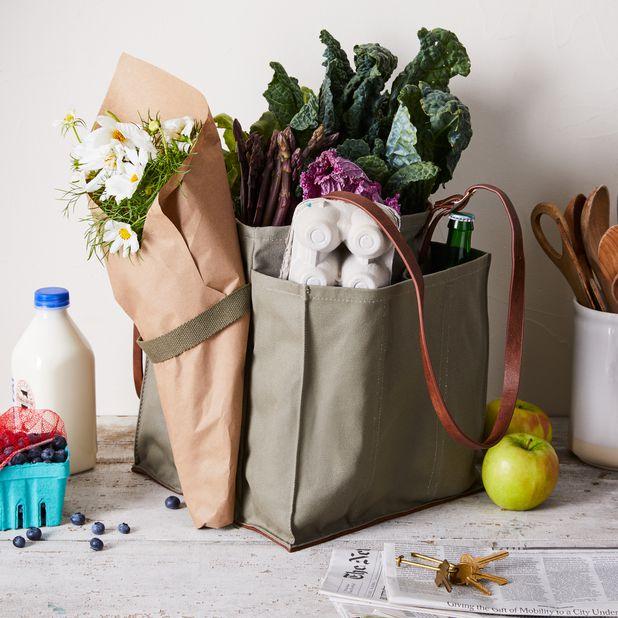 Fresh Plant Fruits Picture Photography Handbag Craft Poker Spade Canvas Bag Shopping Tote