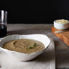 Savory Wild Mushroom Soup