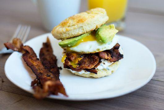 Cava Breakfast Sandwich