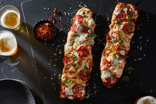 French Bread Pizza & Other Recipes to End the Decade Right