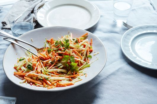 Martha Stewart's Sweet Potato, Celery & Apple Salad
