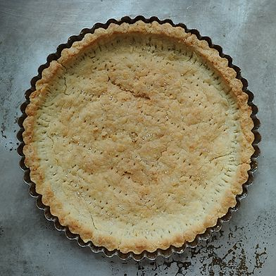 Paule Caillat's Brown Butter Tart Crust