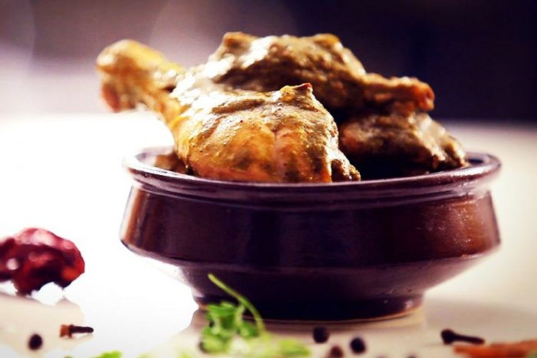 Goan Classic: Chicken Cafreal