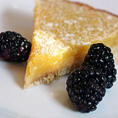 Kayla's Lemon Tart - Gluten Free