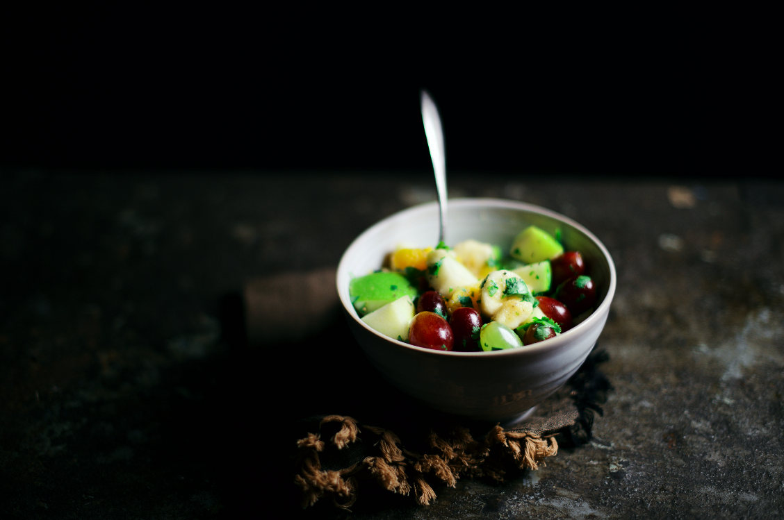 Food52 food community recipes kitchen home products and make chaat masala never eat another boring fruit salad again forumfinder Choice Image