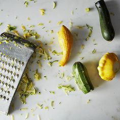 How to Use a Surplus of Zucchini