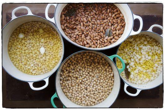 1 Pot of White Beans, 5 Dinners